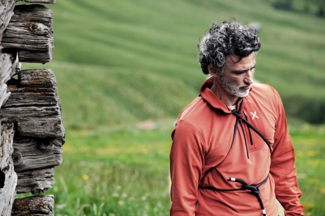 Enrico and...Montura!