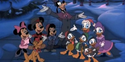 mickeys-once-upon-a-christmas-cast-billboard-mickey-mouse-minnie-mouse-goofy-max-pluto-donald-huey-dewey-louie-daisy-600x300